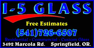 I-5 Glass Repair and Glass Replacement Eugene and Springfield Oregon - Affordable Auto Glass Rock Chip Repairs