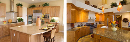 CUSTOM KITCHENS AND BATHROOMS FROM SEATTLE TO EUGENE. KITCHEN CABINETS,COUNTERTOPS, REFINISHING SERVICES